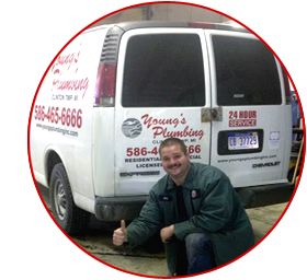 youngs plumbers macomb county